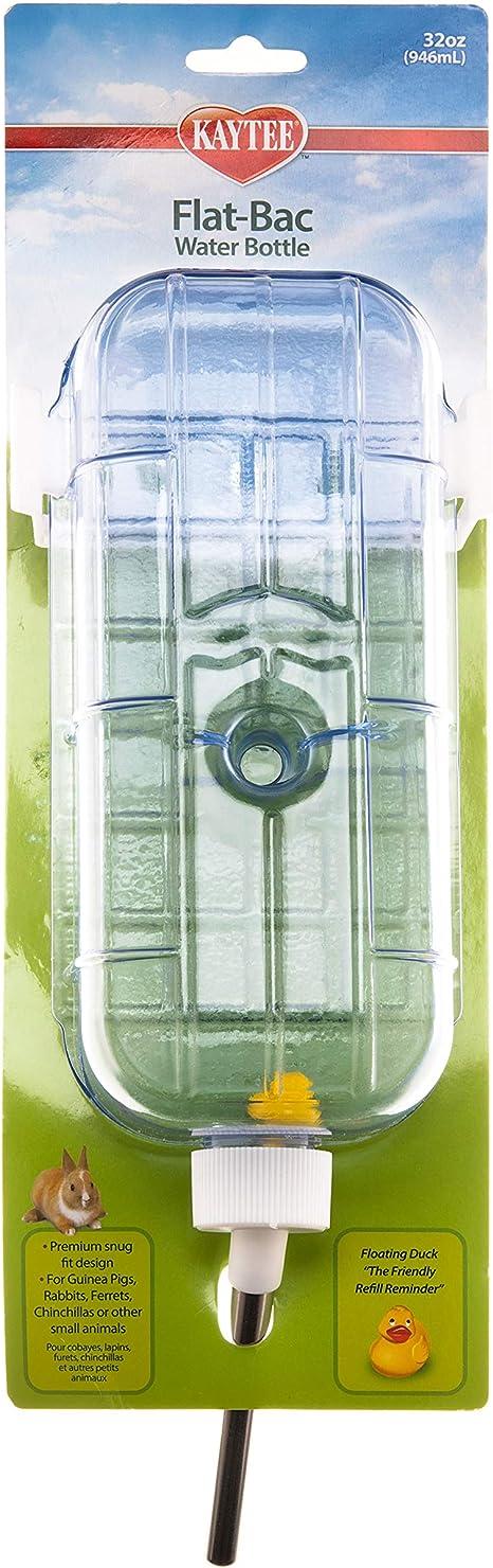 Kaytee Flat Bac Water Bottle