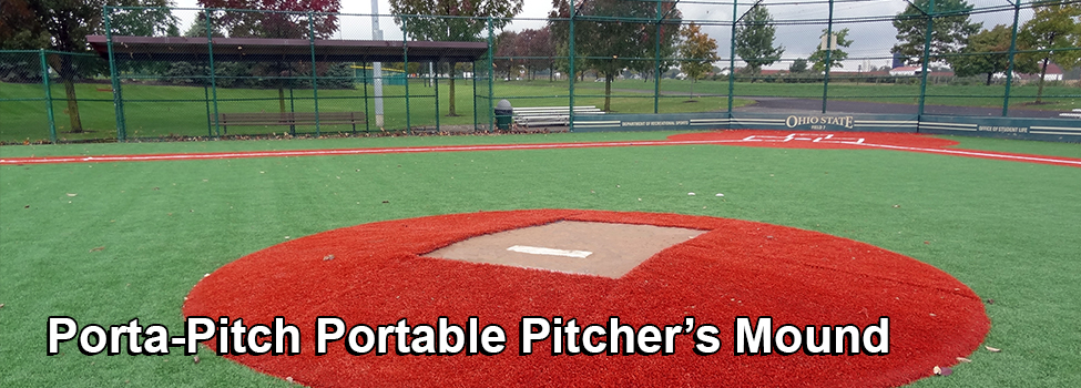 Porta-Pitch Portable Pitchers Mound