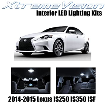 Amazon Com Xtremevision Lexus Is250 Is350 Isf 2014 2015 11 Pieces