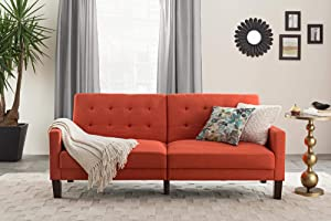 Better Homes and Gardens Coral Porter Futon