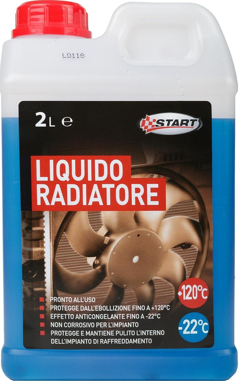 START Liquido Radiatore Start -22 2Le Manutenzione Ed Emergenza Auto
