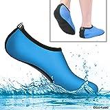 ECO-FUSED Calcetines de Agua para Mujeres – Extra Cómodos – Protege contra la Arena, Agua