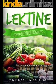 lektine lebensmittel liste pdf