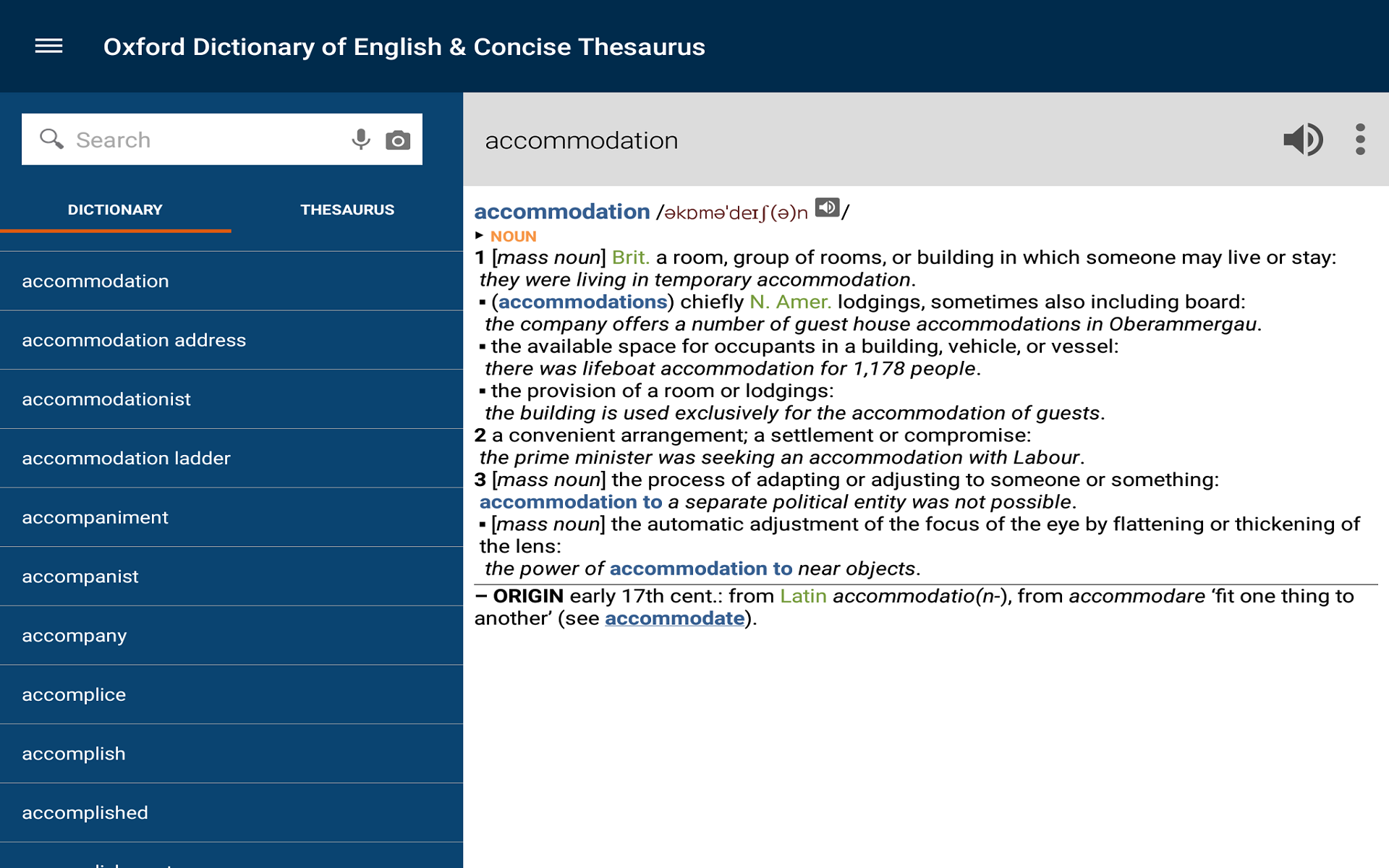 Oxford Dictionary of English and Thesaurus: Amazon.es