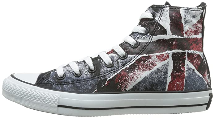 0b83090616cc Converse Chuck Taylor All Star Adulte Destroyed UK Flag Hi