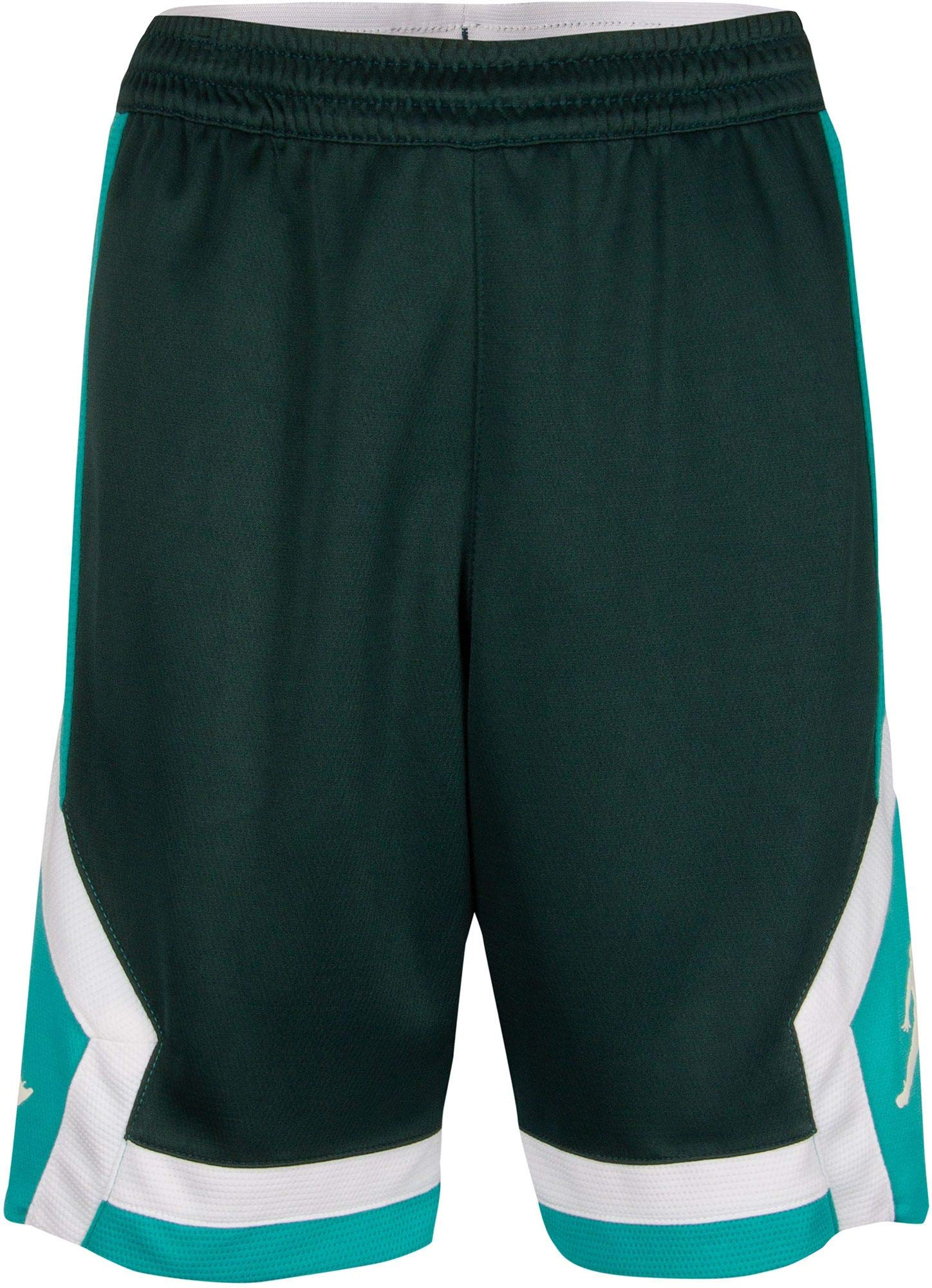 Jordan Boys' Dry Rise Shorts (S, Midnight Spruce)