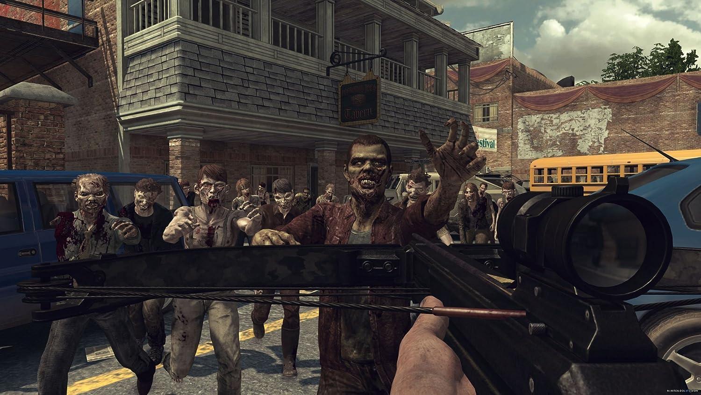 Amazon com: The Walking Dead: Survival Instinct - Xbox 360