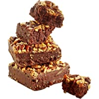 Brownie surgelé noix et noix de pécan individuel - 94 g