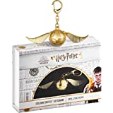 Harry Potter Golden Snitch Keychain – Quidditch Snitch with Movable Wings for Keychains, Zippers, Backpacks – Harry…
