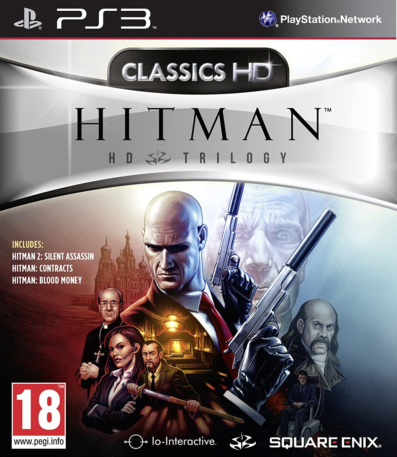 Hitman HD Trilogy - Hitman: Silent Assassin + Hitman: Contracts + ...