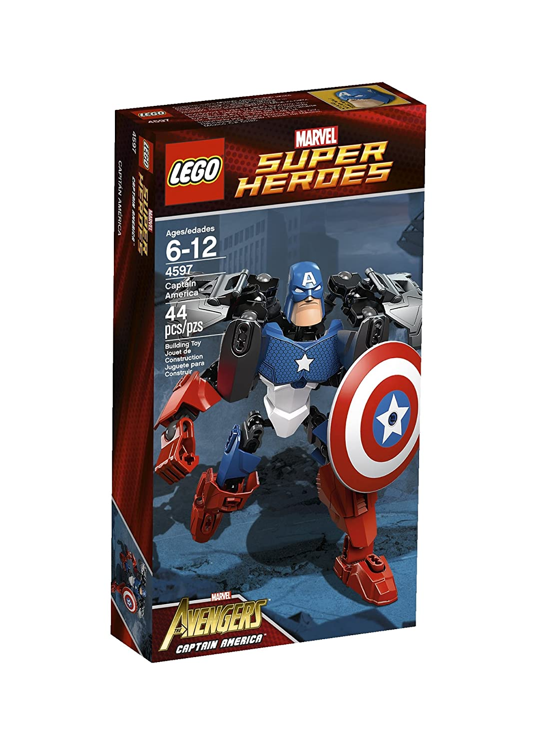 Top 9 Best LEGO Captain America Sets Reviews in 2020 2