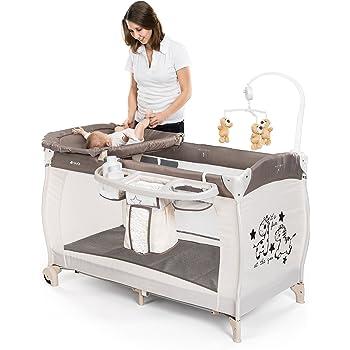 Ein gutes Baby Reisebett bekommen Sie bei dem Hersteller Hauck.