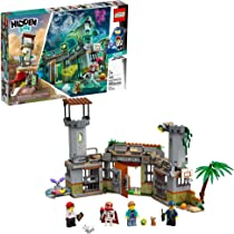 LEGO Hidden Side Newbury Abandoned Prison 70435, Augmented Reality App-Driven Ghost Hunting Toy, Includes Jack, Rami, El…