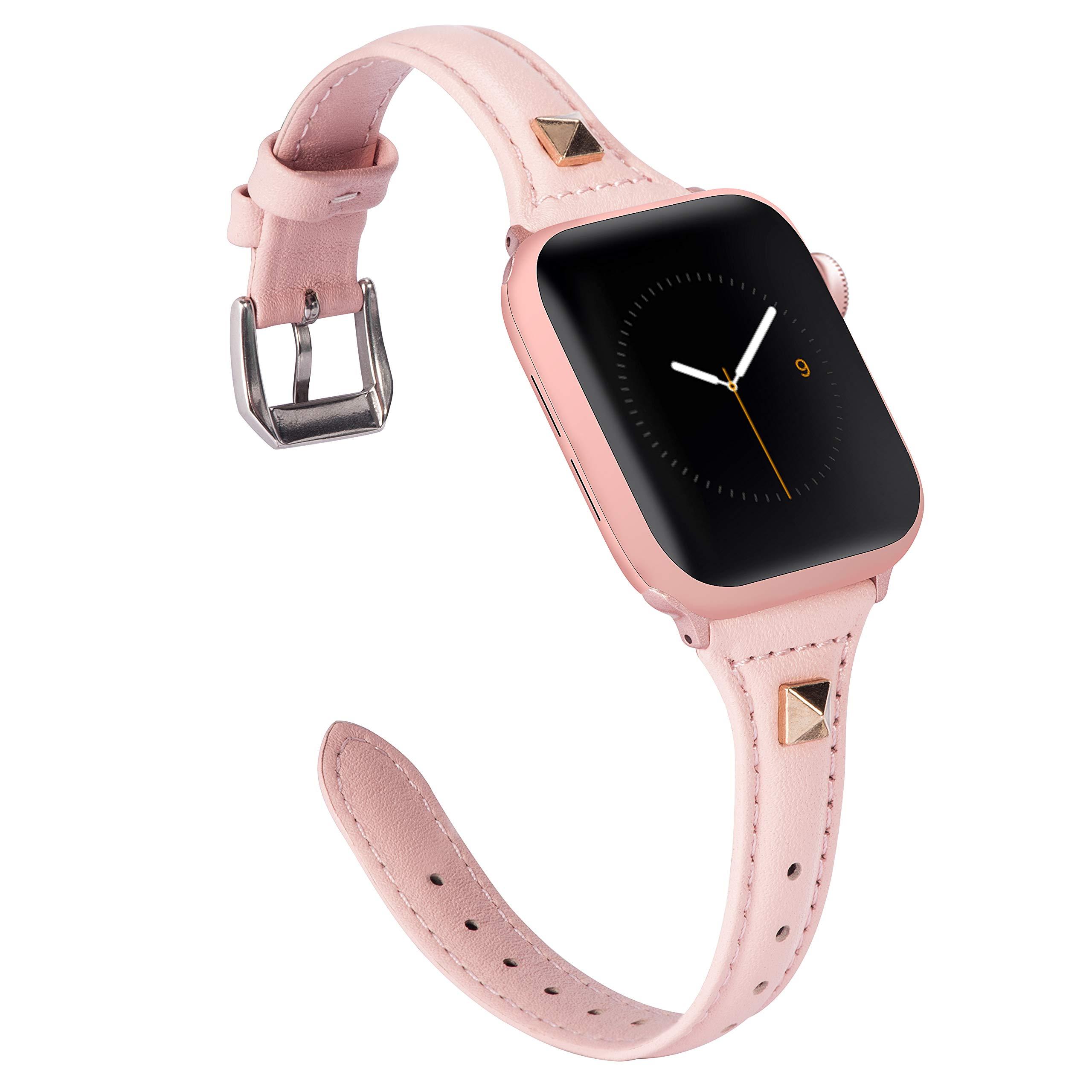 Malla Cuero para Apple Watch (38/40mm) WEARLIZER [7P6FWZK2]