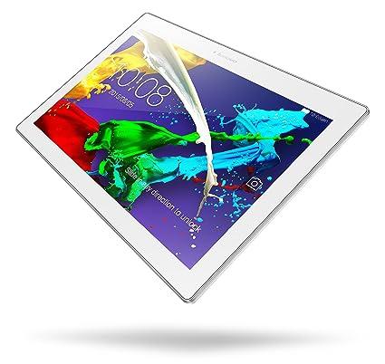 Lenovo TAB2-X30F ZA0C0080DE 25,6 cm (25.4 cm) Tableta-Ordenador Personal (Qualcomm APQ8009, 2 GB RAM, 32 GB SSD, eMMC, androide 5.1) Colour Blanco ...