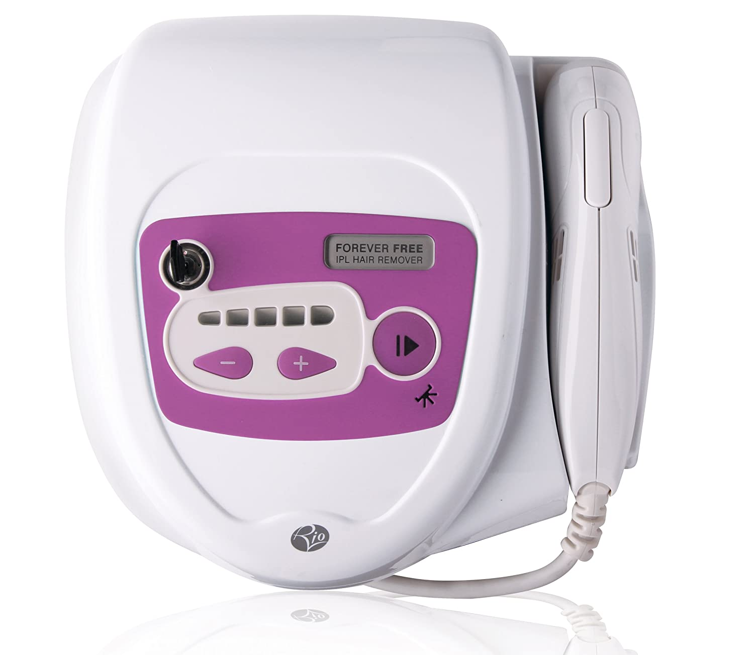 Rio Forever Free IPL Intense Pulsed Light Hair Removal System The Dezac Group Ltd 5019487083579 IPHR3