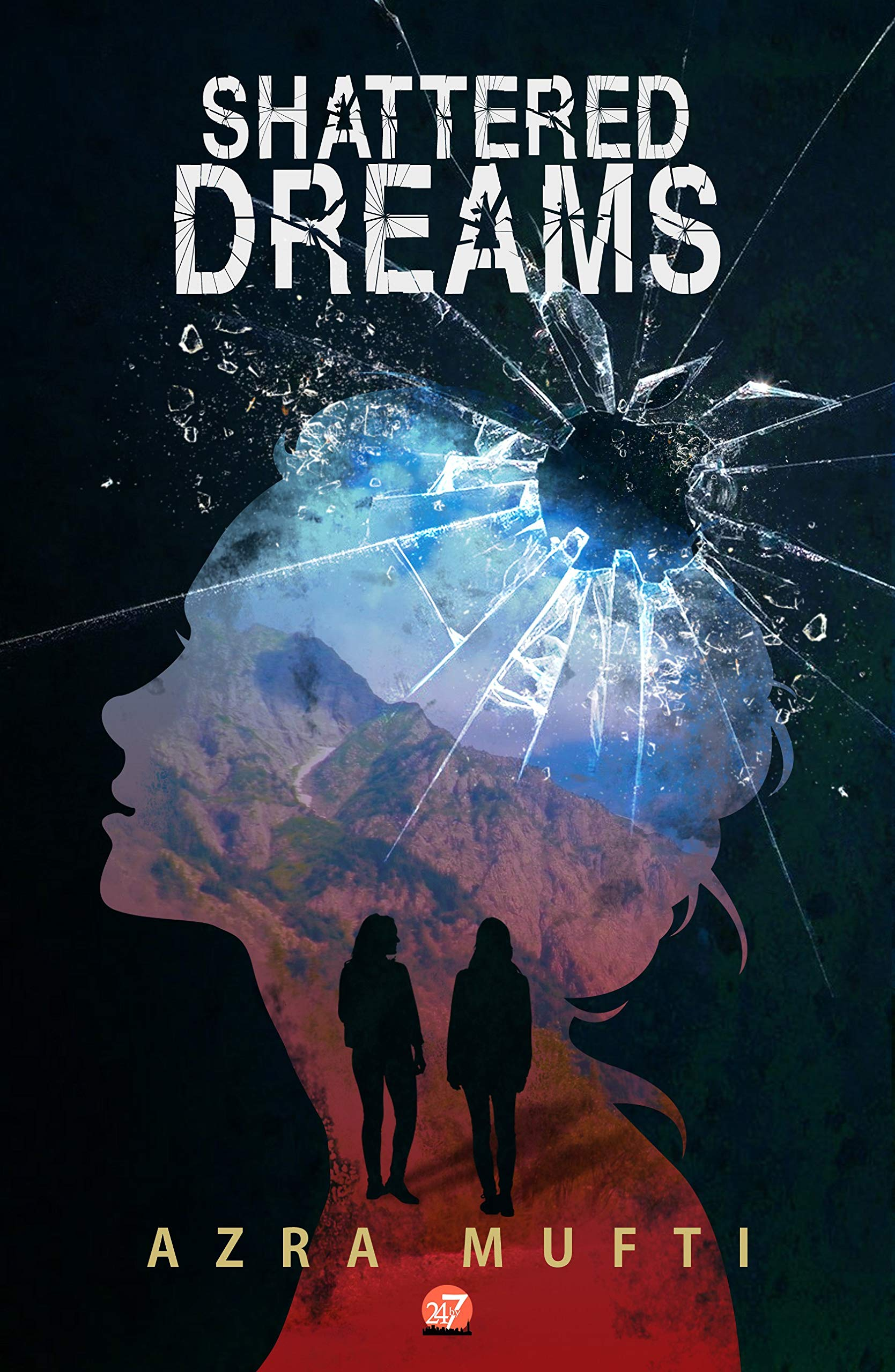 Buy Shattered Dreams by Azra Mufti Book Online at Low Prices in India   Shattered  Dreams by Azra Mufti Reviews & Ratings - Amazon.in