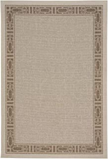 "product image for Capel Elsinore-Motif Wheat 5' 3"" x 7' 6"" Rectangle Machine Woven Rug"