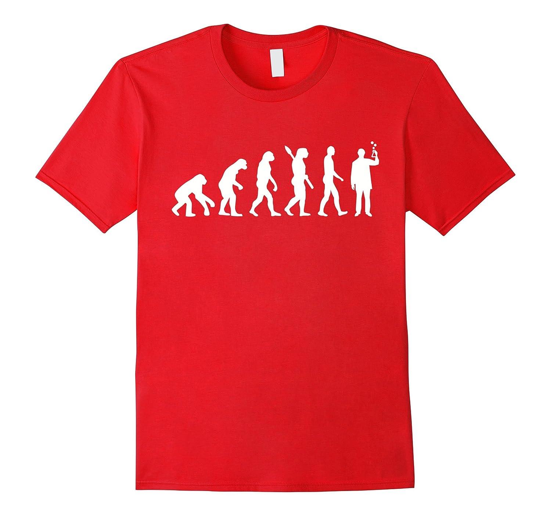 Evolution chemist T-Shirt-TD