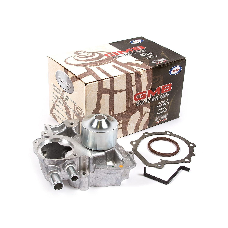 Amazon.com: 02-05 Subaru Turbo 2.0 DOHC 16V EJ205 Timing Belt Kit GMB Water Pump Valve Cover Gasket: Automotive