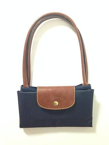 Longchamp Le Pliage Large Shoulder Tote Bag New Navy