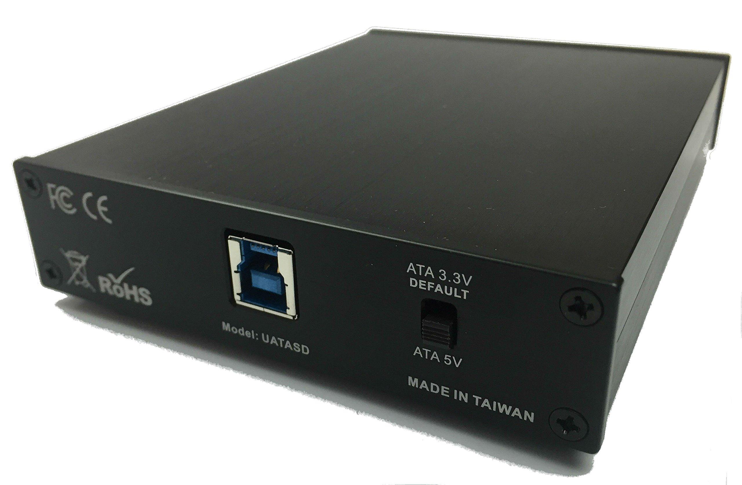 DIGIGEAR ATA Flash PCMCIA PC Card & SD/SDHC/SDXC USB 3.0 Industrial Grade Reader by Digigear (Image #2)
