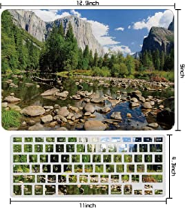 Yosemite National Park.USA,MacBook Air 13 Inch Case MacBook Air 13 Inch Case Air 13/A1466,A1369