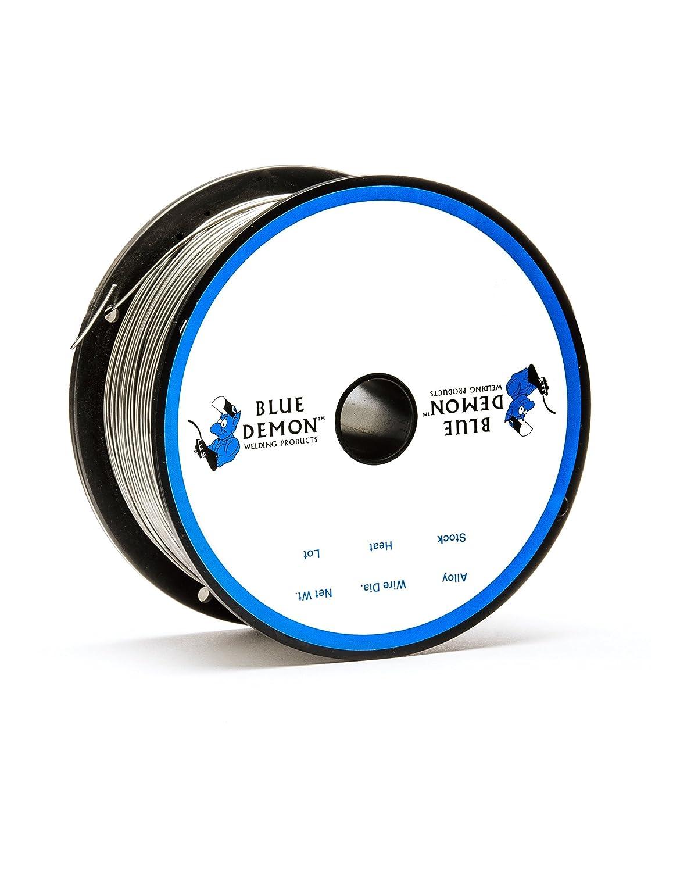 Blue Demon E71T-11 X .030 X 2# Spool gasless flux core welding wire ...