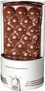 Nostalgia CWF48WT 3-Pound Capacity Chocolate Fondue Waterfall