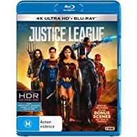 Justice League    (4K Ultra HD)