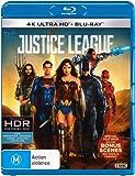 Justice League BD 4K UHD