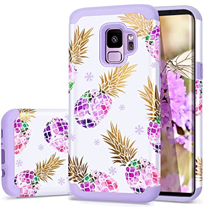 Amazon.com: Samsung S9 Colorful - Funda para Samsung S9 ...