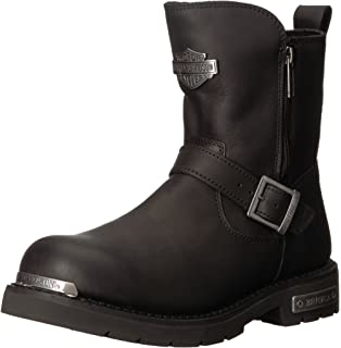 eee61ec372f7b6 Amazon.com  Harley-Davidson Men s Landon Motorcycle Boot  Shoes