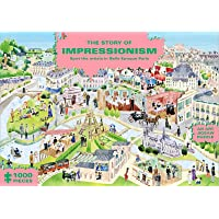 Story of Impressionism (an Art Jigsaw Puzzle)
