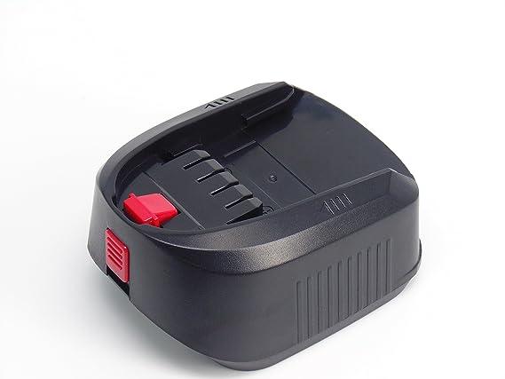 TWO Li-ion Battery for Bosch 2 607 336 040 2607336040 Bosch AHS 48-Li 18V 18Volt
