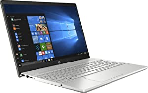 "HP Pavilion 15-cs3153cl 15.6"" Touchscreen Laptop - 10th Gen Intel Core i5-1035G1, 12GB RAM, 512GB SSD - Silver (Renewed)"