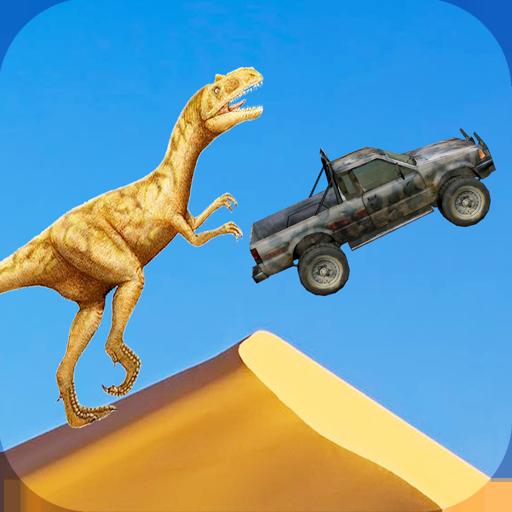 Dinosaur Rampage Truck Racing 3D (Sexy Kids Games)