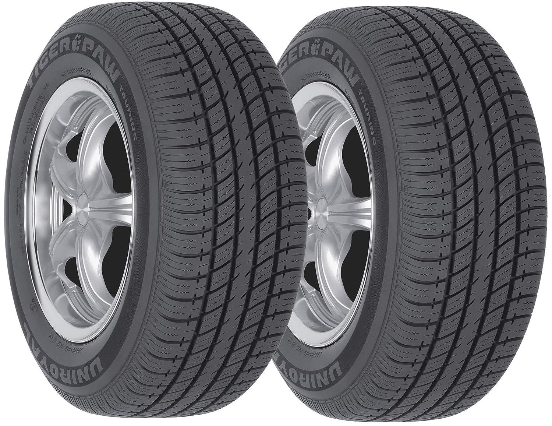 185//60R14 82H Uniroyal Tiger Paw Touring HR Radial Tire