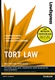 Law Express: Tort Law (Revision Guide)