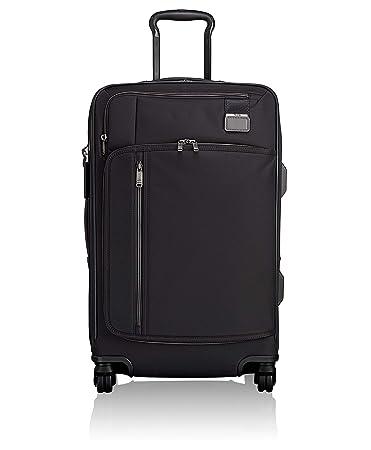 243530e4d Amazon.com | TUMI Merge Short Trip Expandable Packing Case, Black Contrast  | Luggage