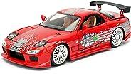 Jada Toys Fast & Furious 1: 24 Diecast - '93 Mazda RX-7 Vehicle