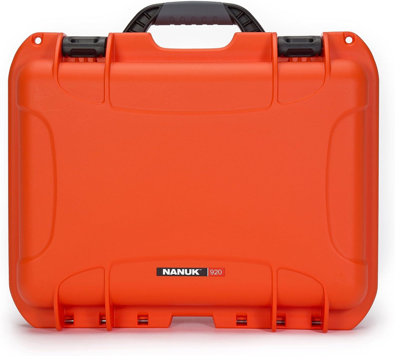 Nanuk 920 Hartschalenkoffer Mit Gepolsterten Kamera
