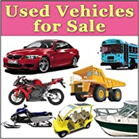 Used Vehicles for Sale App
