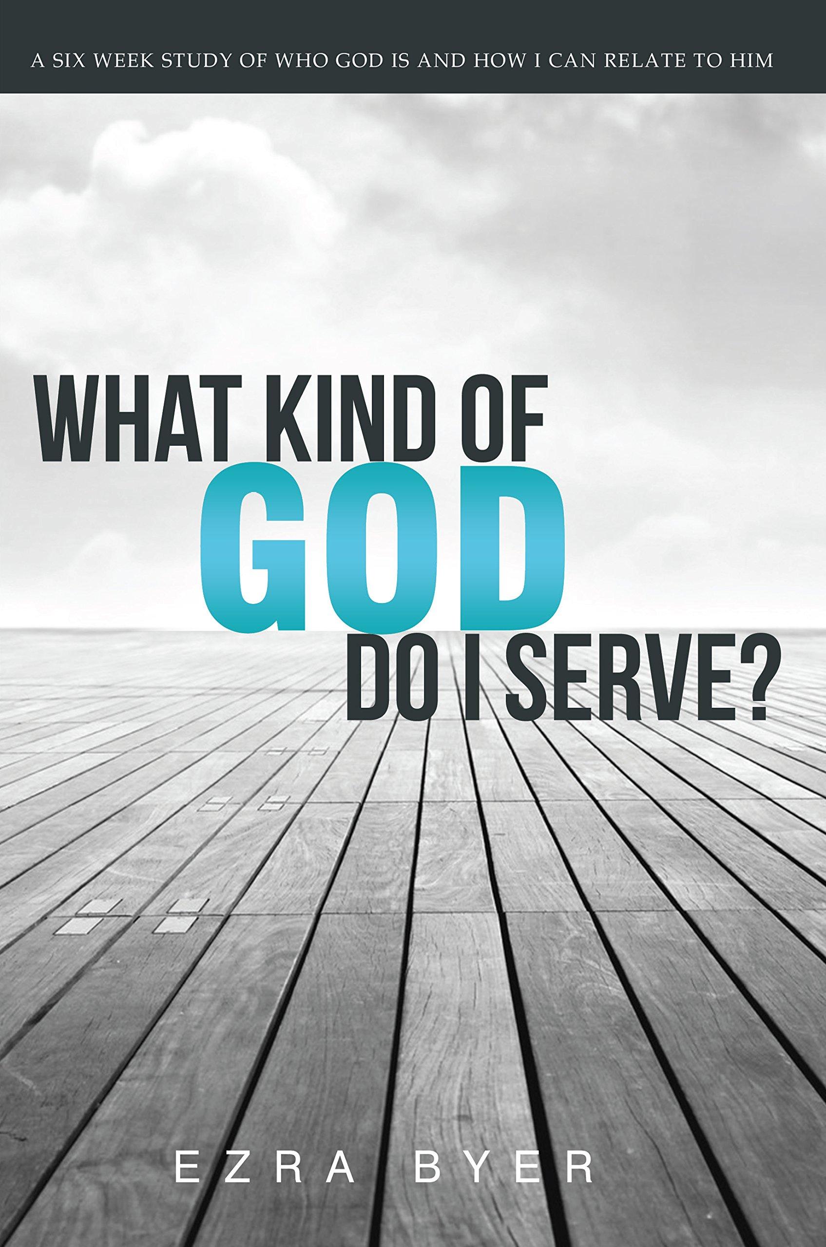 Download What Kind of God Do I Serve? pdf epub