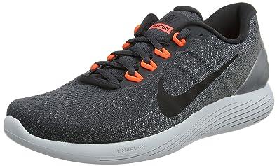 premium selection 8dfde 5d816 Nike Herren Lunarglide 9 Laufschuhe, Grau (Anthracite/Black-Cool Grey-Total