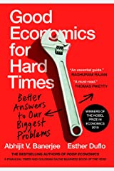 Good Economics for Hard Times : Better Answers to Our Biggest Problems Hardcover