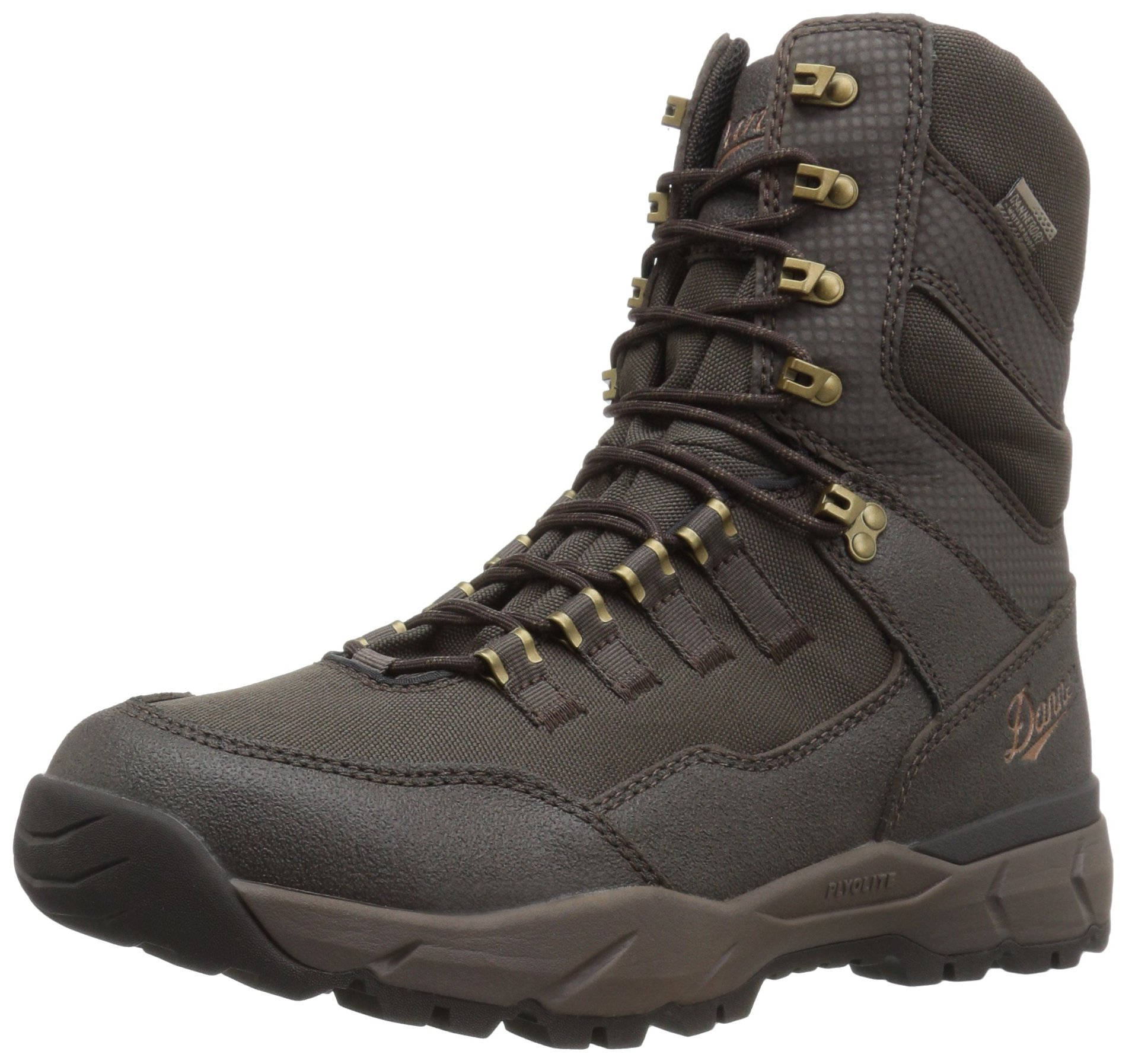 Danner Men's Vital Hunting Shoes, Brown, 7 D US