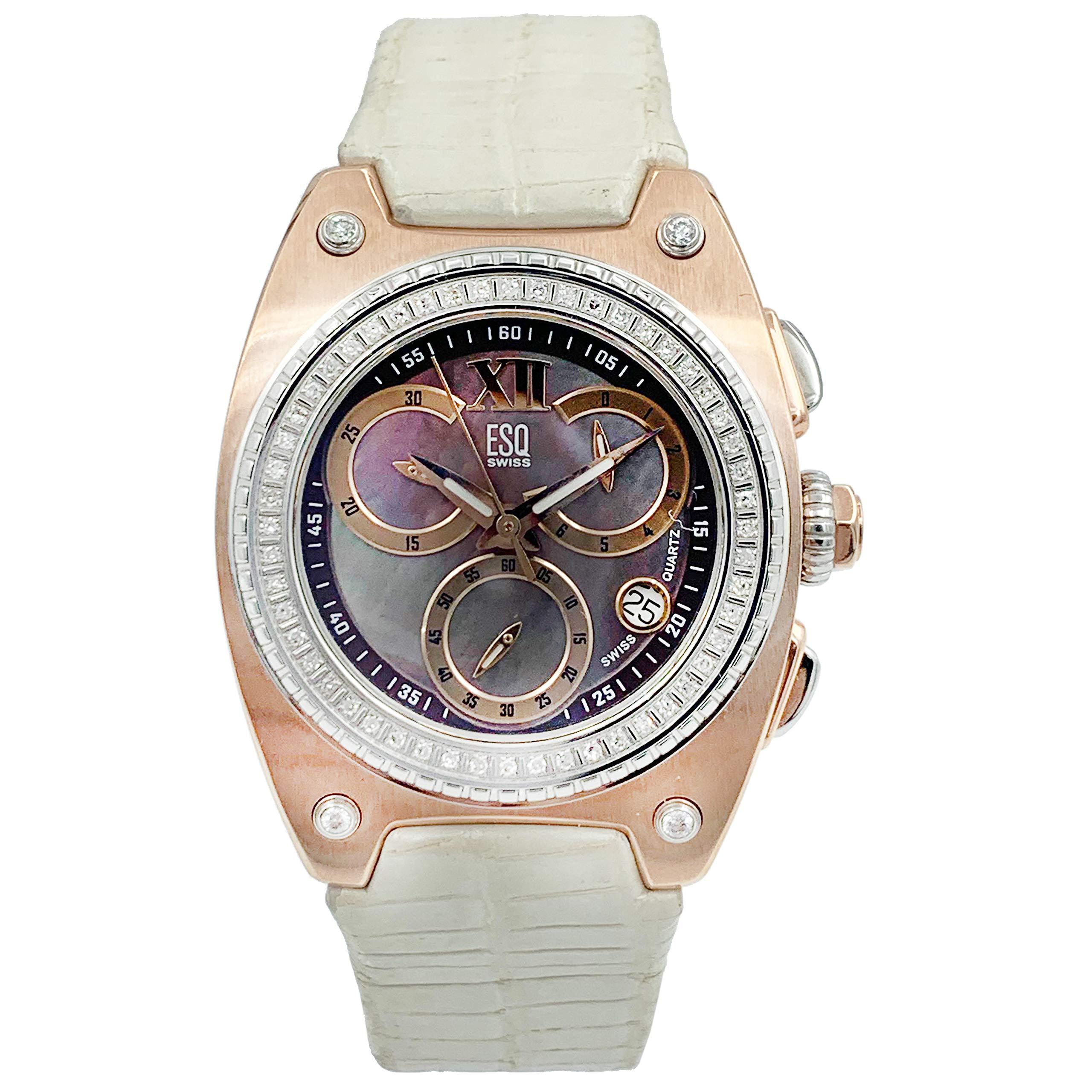 ESQ Fusion Quartz Female Watch 07101300 (Certified Pre-Owned) by ESQ