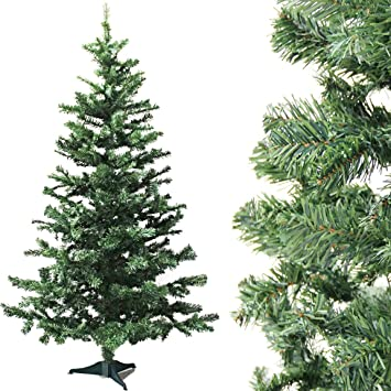 1,80 cm Christbaum grün Weihnachtsbaum Kunstbaum Nadelbaum Weihnachten Christmas