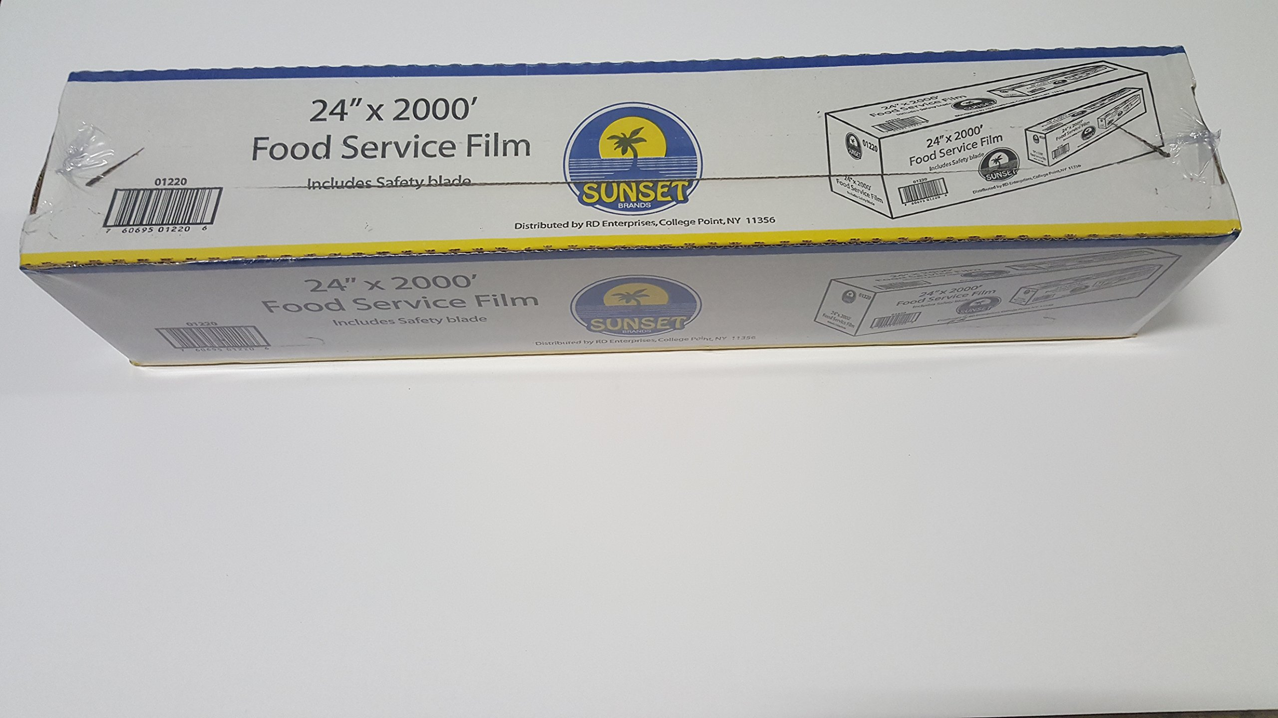 Sunset Food Service Film - 24'' x 2000' by Sunset